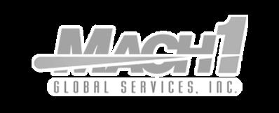Mach1 black and white customer logo