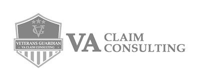 VA Claim Consultation black and white customer logo
